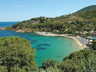 Spiaggia delle Cannelle - Isola del Giglio Spiagge