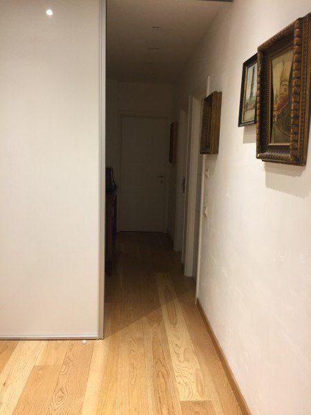 Particolare del corridoio. Appartamento bifamiliare in vendita a Grosseto, Via Sardegna.