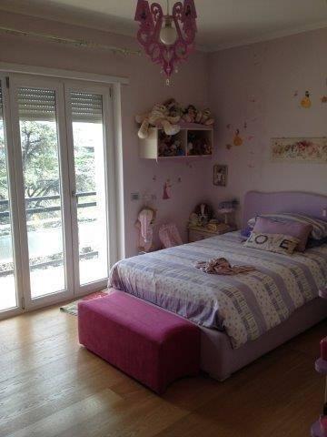 Camera da letto per bambina presso attico in vendita a Grosseto, zona Stadio Carlo Zecchini