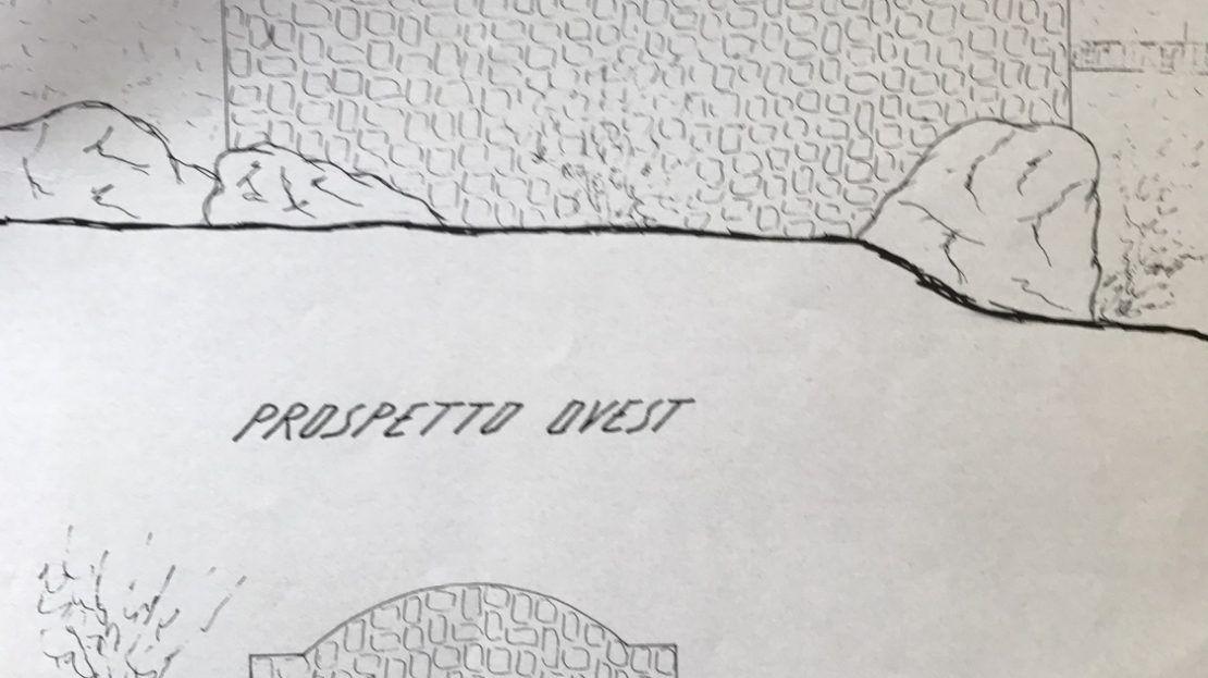 Prospetto cartaceo di annesso agricolo in vendita a Giglio Campese