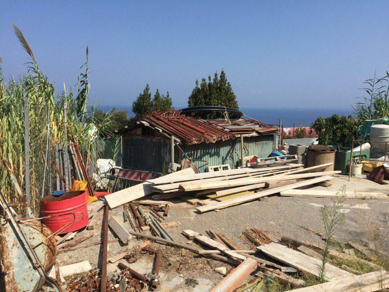 Vista di terreno annesso in vendita presso Località Arenella Isola del Giglio