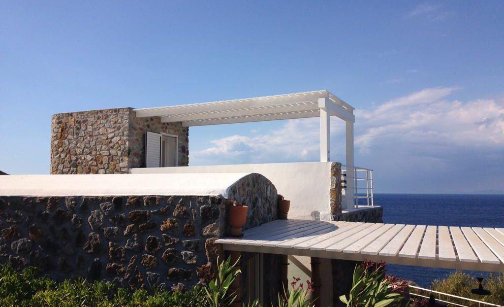 villa all'isola del Giglio in affitto