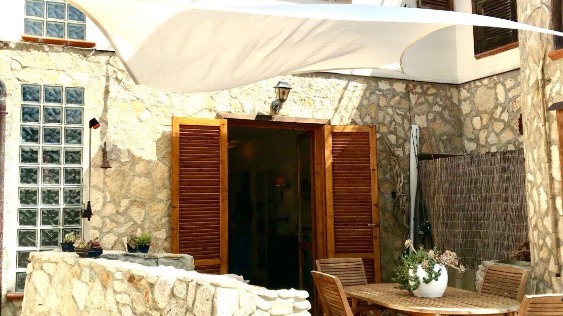 Foto esterna panoramica di appartamento indipendente a Giglio Campese