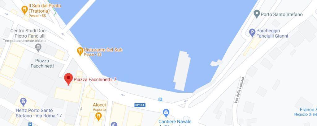Traghetti isola del giglio, biglietteria Maregiglio a Porto Santo Stefano